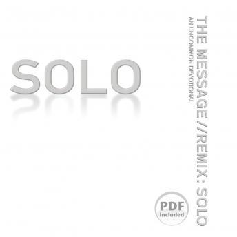 Message//REMIX Solo: An Uncommon Devotional Audiobook Torrent Download Free