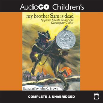 Download My Brother Sam is Dead by James Lincoln Collier, Christopher Collier