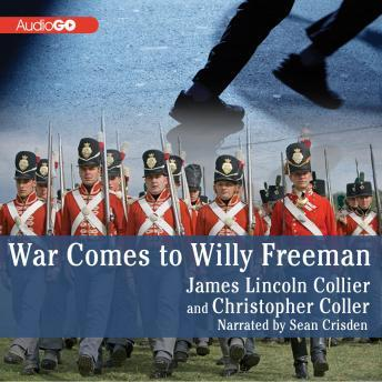 Arabus Family Trilogy, Book One: War Comes to Willy Freeman
