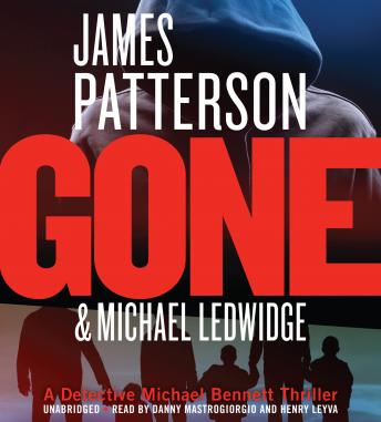 Gone, James Patterson, Michael Ledwidge