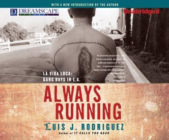 a summary of always running by luis t rodriguez This site might help you re: can someone give me a brief summary of the book always running always running by luis j rodriguez.