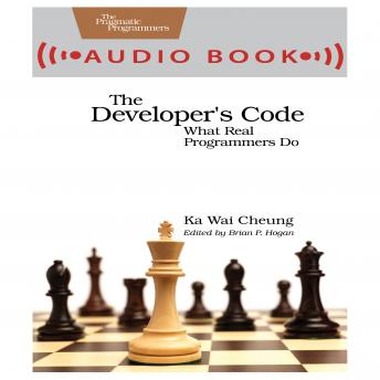 Developer's Code: What Real Programmers Do