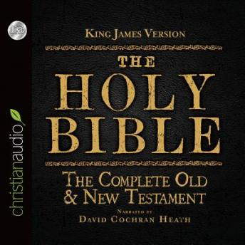 Download Holy Bible in Audio - King James Version: The Complete Old & New Testament by Various Authors
