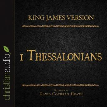 Holy Bible in Audio - King James Version: 1 Thessalonians, Various Contributors