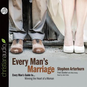 [Download Free] Every Man's Marriage: An Every Man's Guide to Winning the Heart of a Woman Audiobook