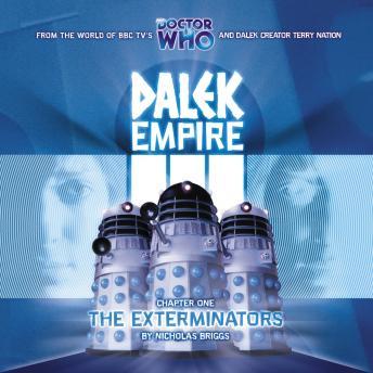Dalek Empire 3.1: The Exterminators