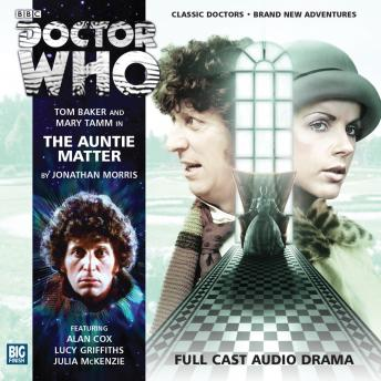 Download Doctor Who - The 4th Doctor Adventures 2.1 The Auntie Matter by Jonathan Morris