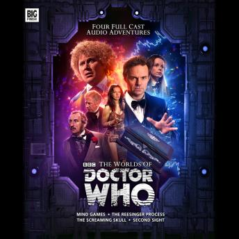 Download Doctor Who - The Worlds of Doctor Who by Justin Richards, Jonathan Morris, Nick Wallace
