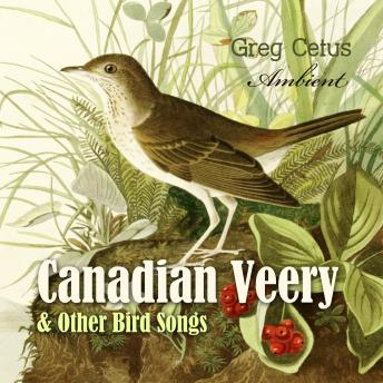 Download Canadian Veery and Other Bird Songs: Ambient Soundscape for Peace of Mind (Natural World) by Greg Cetus