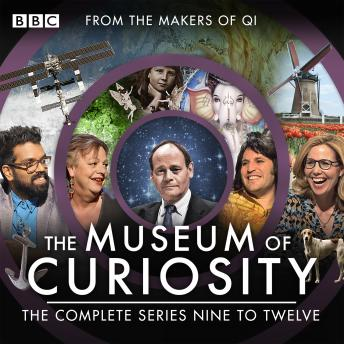 Download Museum of Curiosity: Series 9-12: The BBC Radio 4 comedy series by John Lloyd