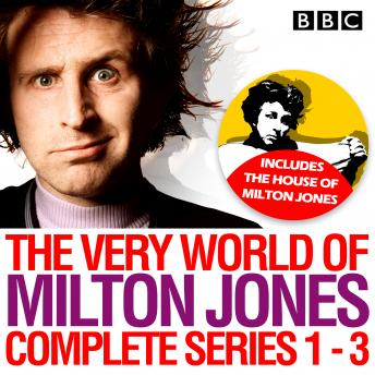 Download Very World of Milton Jones: Series 1-3: The Complete BBC Radio 4 Collection by David Tyler
