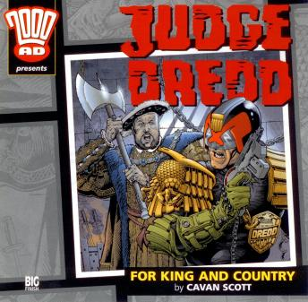 Download 2000AD - 15 - Judge Dredd - For King And Country by Big Finish Productions