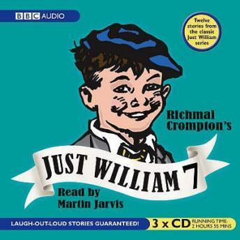 Just William 7, Martin Jarvis