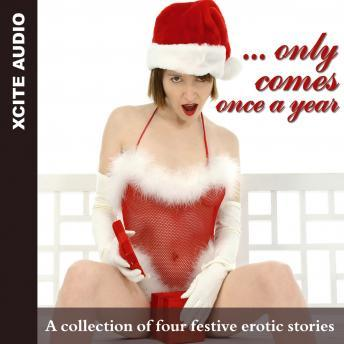 Only Comes Once a Year - A Collection of Four Festive Erotic Stories