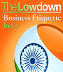 Lowdown: Business Etiquette - India, Mike Barnard
