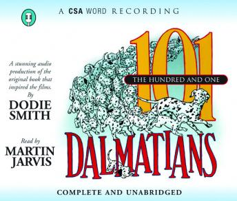 Hundred and One Dalmatians by  Dodie Smith