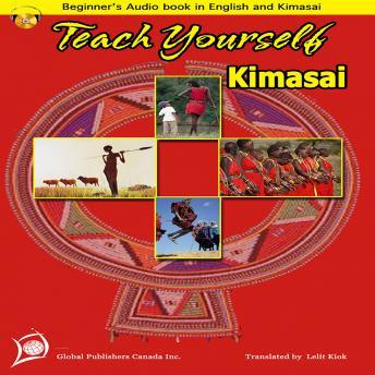 Learn to Speak Kimaasai (Spoken in Parts of Kenya, uganda and Tanzania)