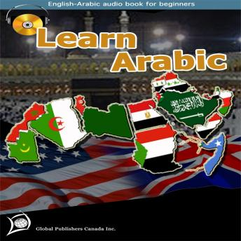 Learn Arabic (Teach Yourself Arabic, English-Arabic Audio Book for Beginners)