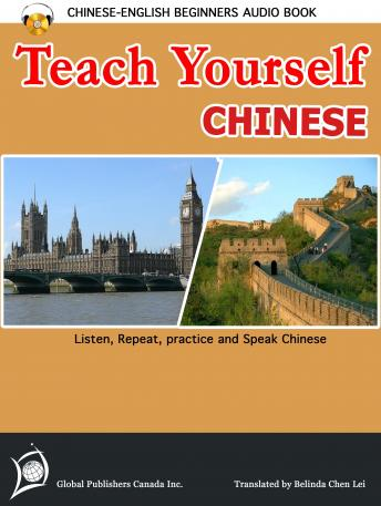 Teach Yourself Chinese (English-Chinese Beginners Audio Book)