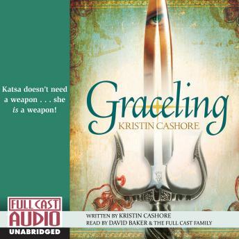 Graceling (graceling realm #1) by kristin cashore audiobook full 1.