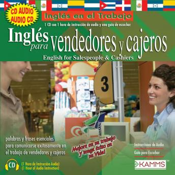 [Download Free] Inglés para Vendedores y Cajeros/English for Retail Business Audiobook