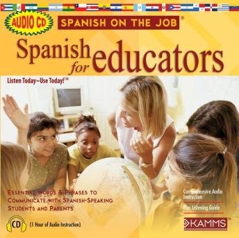 Download Spanish for Educators by Stacey Kammerman