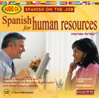 Download Spanish for Human Resources by Stacey Kammerman