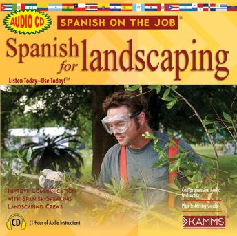 Spanish for Landscaping