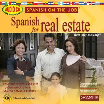 Spanish for Real Estate