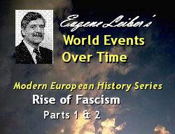 Modern European History Series: Rise of Fascism