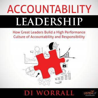 Accountabuility Leadership