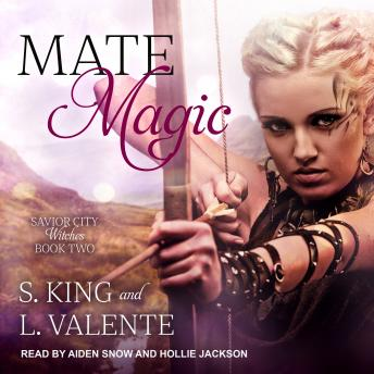 Mate Magic: A Paranormal Reverse Harem Romance Audio book by