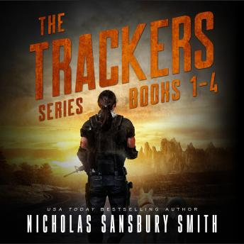 Download Trackers Series Box Set by Nicholas Sansbury Smith