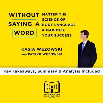 Without Saying a Word by Kasia Wezowski and Patryk Wezowski, Improvement Audio