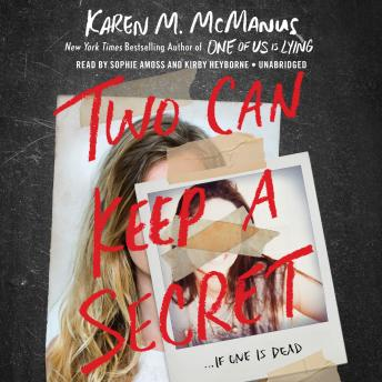 Two Can Keep a Secret, Audio book by Karen M. Mcmanus