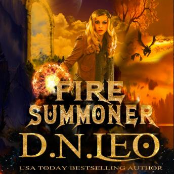 Download Fire Summoner by D.N. Leo