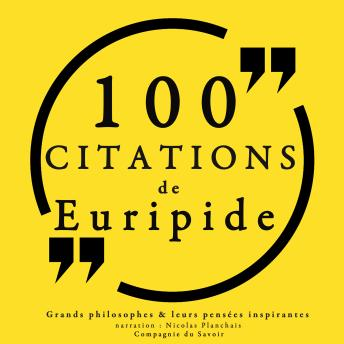 Download 100 citations d'Euripide by Euripide