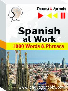 Spanish at Work
