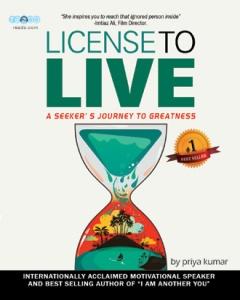 Free License To Live Audiobook read by Ramneeka Lobo