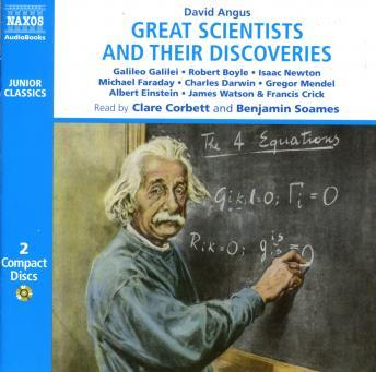 Download Great Scientists and Their Discoveries by David Angus