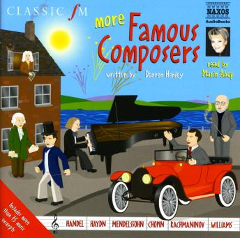 Download More Famous Composers by Darren Henley