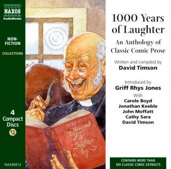 Download 1,000 Years of Laughter by David Timson