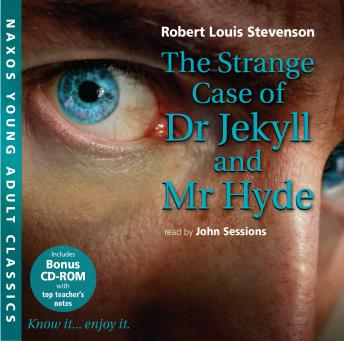 Strange Case of Dr. Jekyll and Mr. Hyde, Audio book by Robert Louis Stevenson