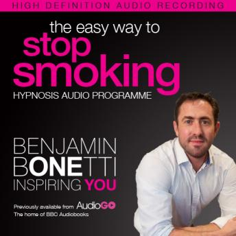 Download Easy Way to Stop Smoking with Hypnosis by Benjamin P. Bonetti