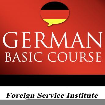 FSI Languague Courses: German