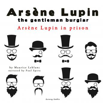Arsène Lupin in prison