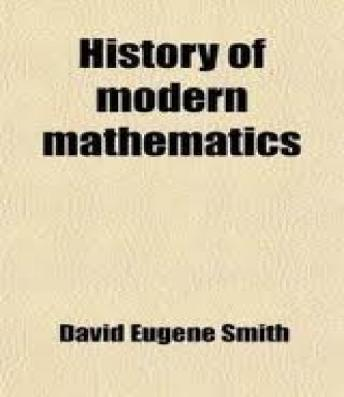 Download History of Modern Mathematics by David Eugene Smith