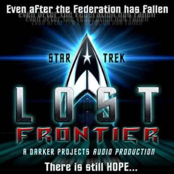 Download Star Trek: Lost Frontier by Eric Busby