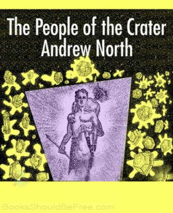 People of the Crater, Andrew North