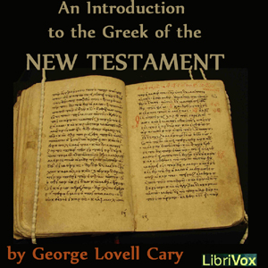 Introduction to the Greek of the New Testament